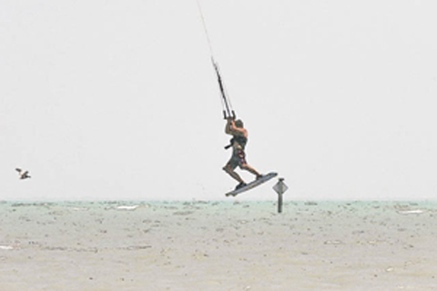 Kite Surfing Time-less-image