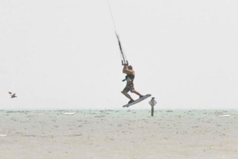 Kite Surfing Time-less-image