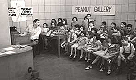 Image result for peanut gallery