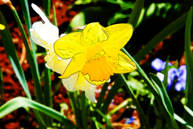 Time-less-image Easter Lily