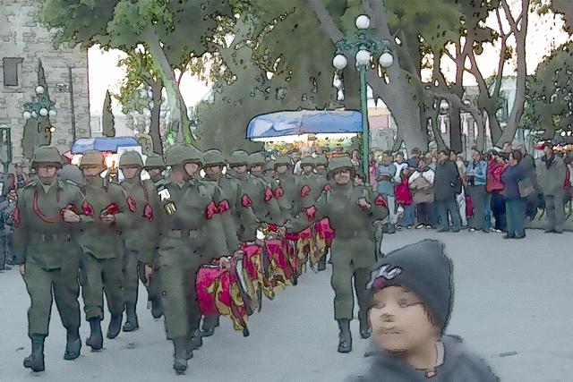 Time-less-image allegiance Puebla Mexico
