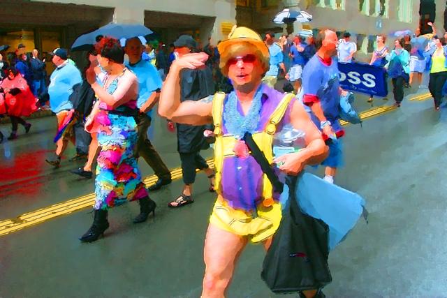 Gay Pride Parade Idle Hands