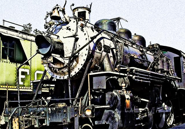 Time-less-image train