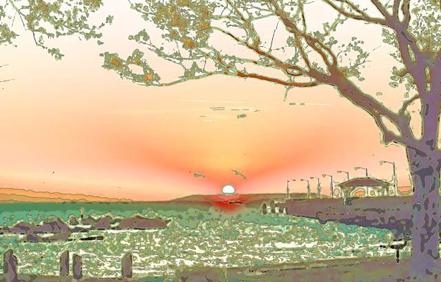 Time-less-images Jules Verne Park