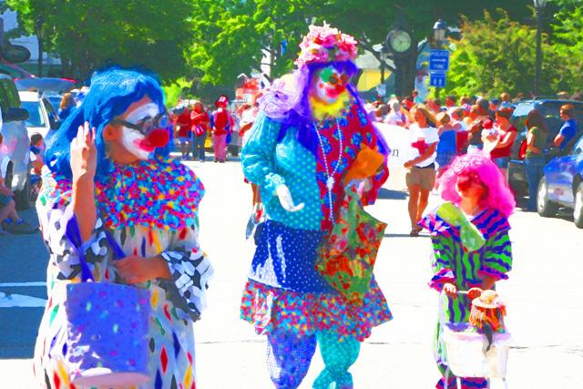 Bar Harbor Parade