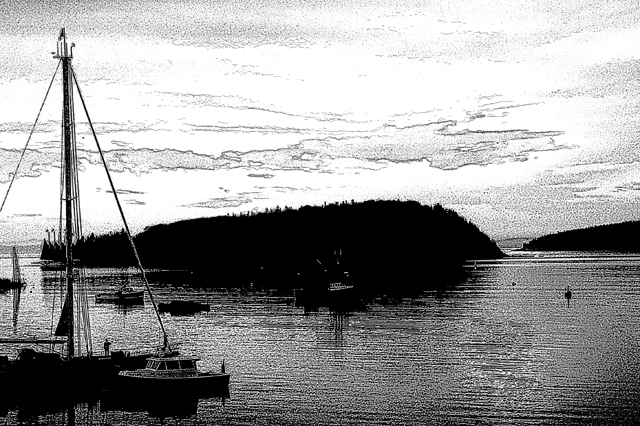 Time-less-image Bar Harbor