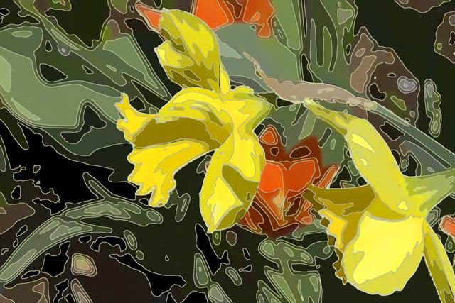 Time-less-image Batik